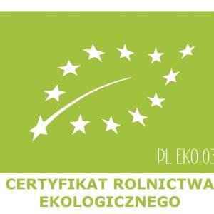 eko Farma certyfikat ekologiczny