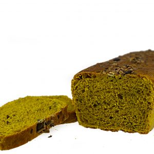 ekologiczny chleb z kurkumą