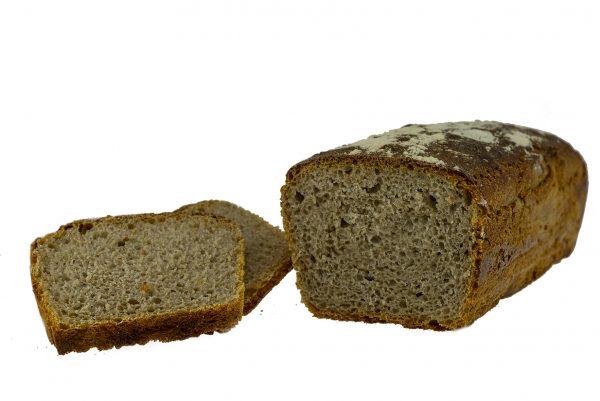 ekologiczny chleb z ostropestem