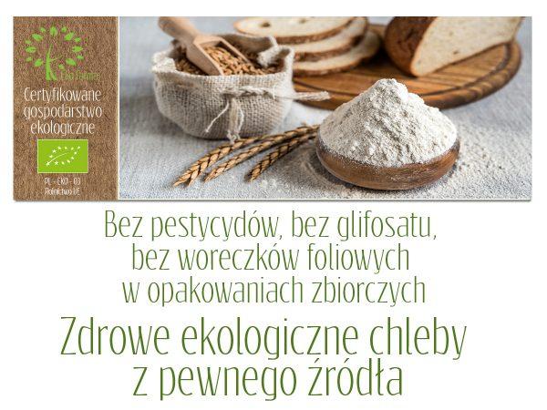 ekologiczne chleby funkcjonalne
