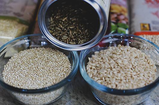 Kasza Ryż Nasiona
