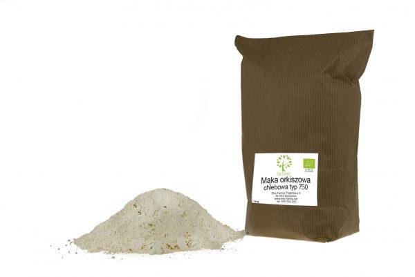 mąka orkiszowa 750