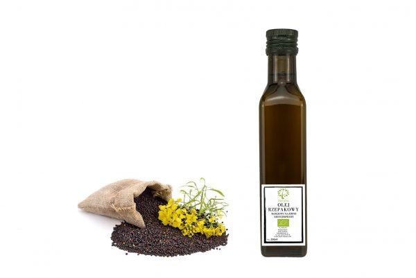 ekologiczny olej rzepakowy
