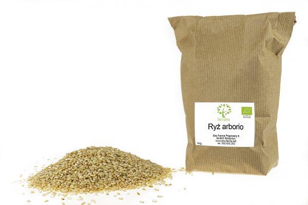 ekologiczny ryż arborio