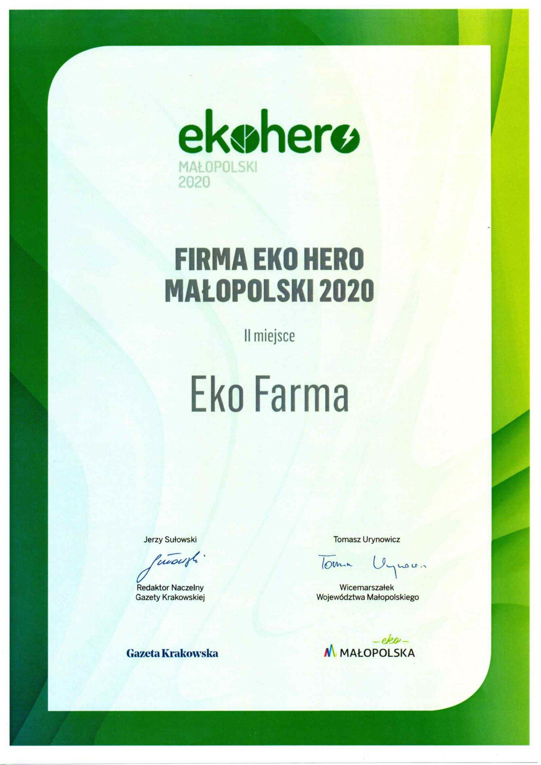 eko hero Eko Farma