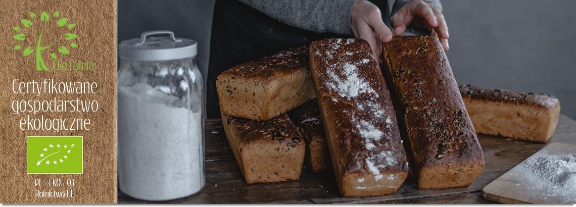 ekologiczny chleb funkcjonalny