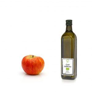 ekologiczny ocet jabłkowy