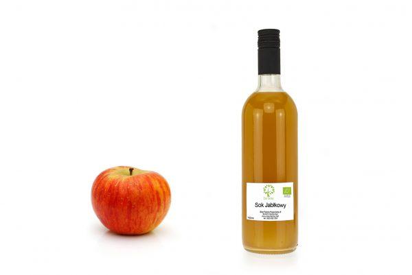 ekologiczny sok jabłkowy