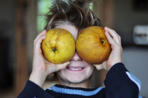 entliczek-pentliczek, jabłka z frysowego sadu