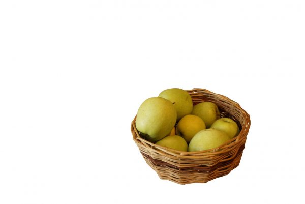 Ekologiczne jablka
