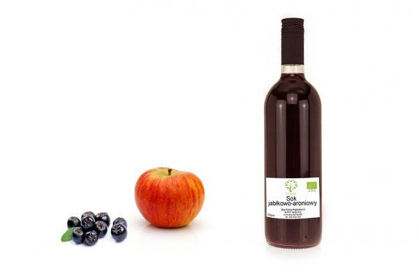 sok jabłkowo-aroniowy